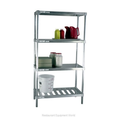 New Age 2466SB Shelving, Solid