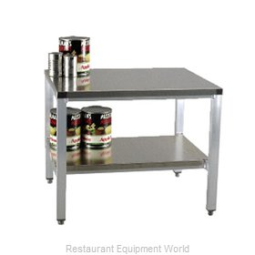New Age 24ESS29 Equipment Stand, for Countertop Cooking