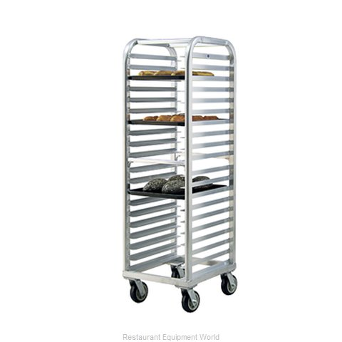 New Age 4331 Rack Mobile Bun Sheet Pan 18 x26