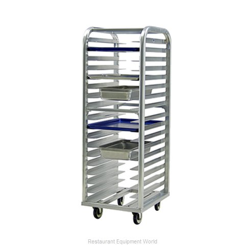New Age 4338 Rack Roll-In Refrigerator
