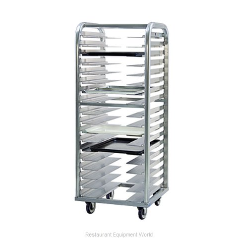 New Age 4637 Rack Roll-In Refrigerator
