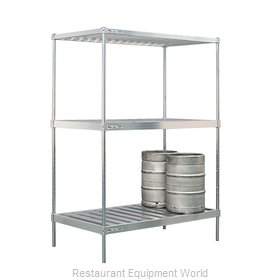 New Age 51169 Keg Storage Rack