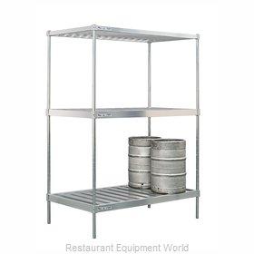 New Age 51170 Keg Storage Rack