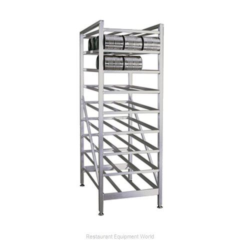 New Age 6259 Rack Can Storage