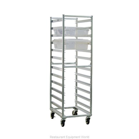 New Age 92052 Rack Mobile Bulk Storage