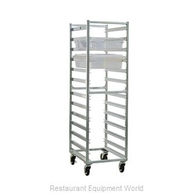 New Age 92052 Bulk Storage Rack, Mobile