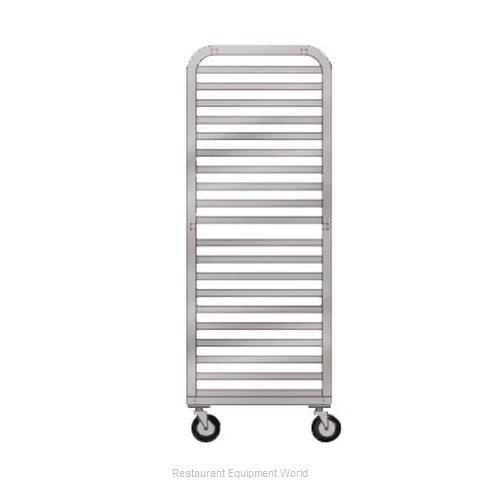 New Age 93024 Platter Rack, Mobile (Magnified)
