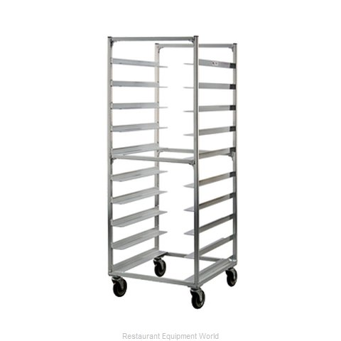 New Age 95048 Oval Tray Storage Rack, Mobile