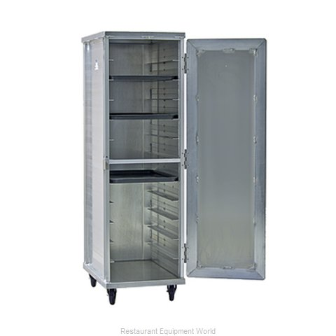 New Age 97243 Bun Pan Rack Cabinet Mobile Enclosed (Magnified)