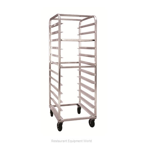 New Age 97744 Rack Mobile Tray Single Compartment