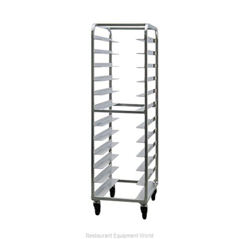 New Age 97745 Rack Mobile Tray Single Compartment