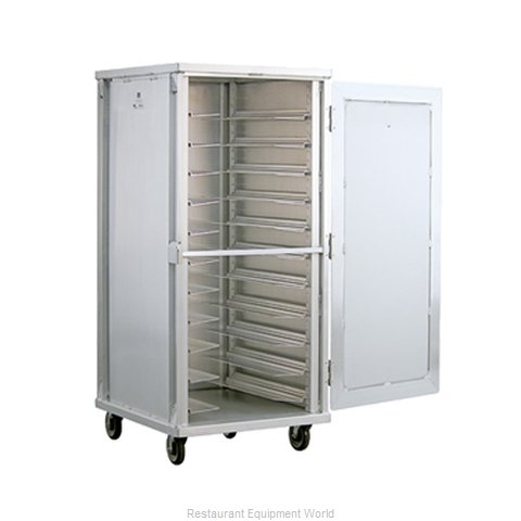 New Age 97746 Cabinet, Enclosed, Bun / Food Pan