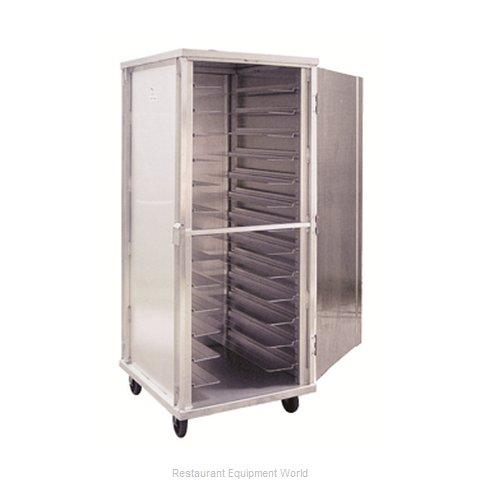 New Age 97747 Cabinet, Enclosed, Bun / Food Pan