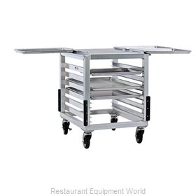 New Age 98000 Equipment Stand, for Mixer / Slicer
