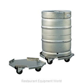 New Age 98037 Dolly, Keg Bucket