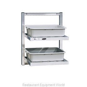 New Age 98142 Shelving, Wall-Mounted