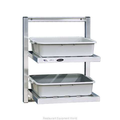 New Age 98272 Shelving, Wall-Mounted