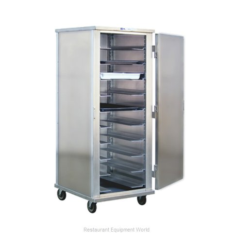 New Age 99132 Bun Pan Rack Cabinet Mobile Enclosed (Magnified)