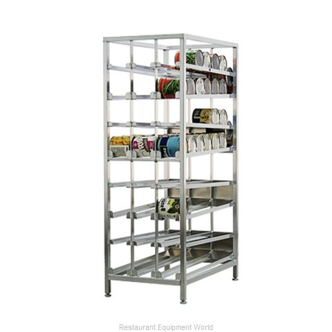 New Age 99381 Rack Can Storage