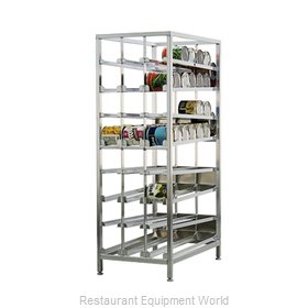 New Age 99381 Can Storage Rack