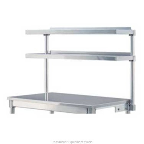New Age 99653 Overshelf, Table-Mounted, Cantilever Type