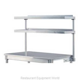 New Age 99654 Overshelf, Table-Mounted, Cantilever Type