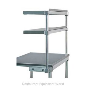 New Age 99824 Overshelf, Table-Mounted, Cantilever Type