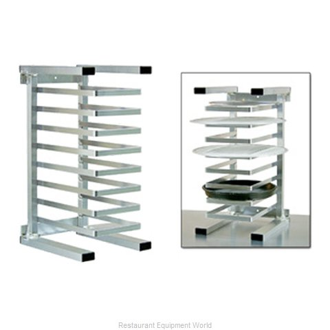 New Age 99970 Pizza Pan Rack