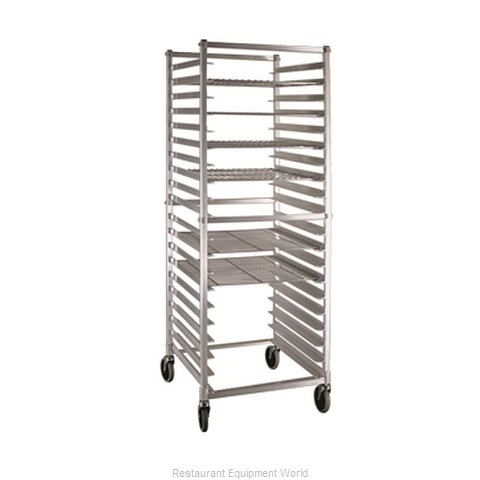 New Age NS621KD Donut Screen Rack