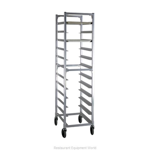 New Age NS832 Rack Mobile Tray Single Compartment