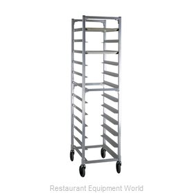 New Age NS832 Tray Rack, Mobile,  Single