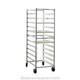 New Age NS833 Tray Rack, Mobile,  Single