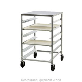 New Age NS834 Tray Rack, Mobile,  Single