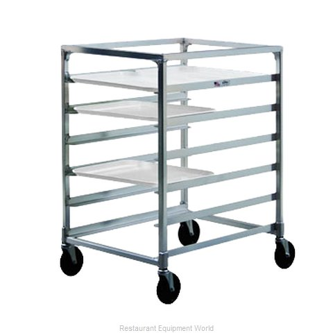 New Age NS834A Rack Mobile Tray Single Compartment