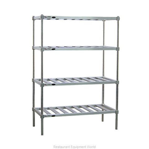 New Age P2448 Pot and Pan Shelving Rack