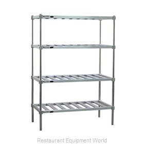 New Age P2460 Pot & Pan Shelving Rack