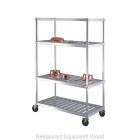 New Age PM2448 Pot & Pan Shelving Rack