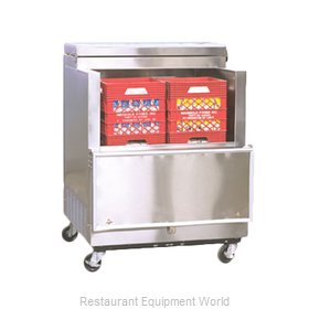 Nor-Lake AR082WVS/0-A Milk Cooler / Station