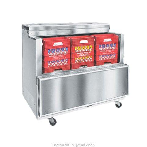 Nor-Lake AR122WVS/0-A Milk Cooler / Station