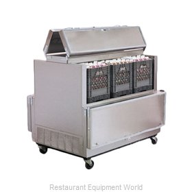 Nor-Lake AR124WVS/0-A Milk Cooler / Station