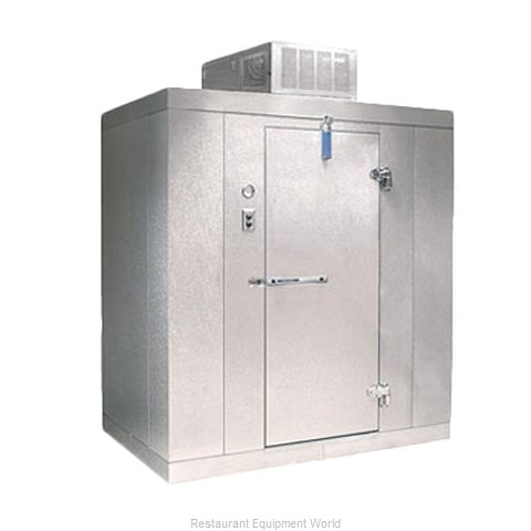 Nor-Lake KLB366-C Walk In Cooler, Modular, Self-Contained