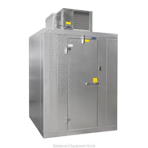 Nor-Lake KLF1014-C Walk In Freezer, Modular, Self-Contained
