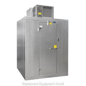 Nor-Lake KLF771010-C Walk In Freezer, Modular, Self-Contained