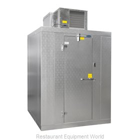 Nor-Lake KLF7766-C Walk In Freezer Modular Self-Contained