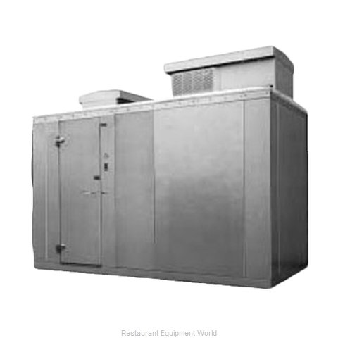 Nor-Lake KODF45-C Walk In Freezer, Modular, Self-Contained (Magnified)