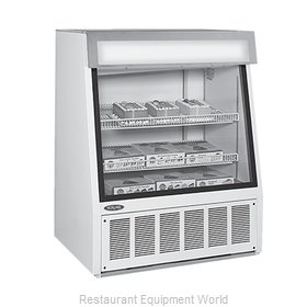 Nor-Lake MF182WWW/0 Display Case, Frozen Food