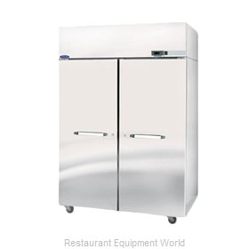 Nor-Lake NF522SSS/0 Reach-In Freezer 2 sections