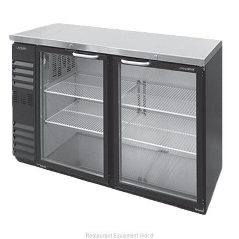 Nor-Lake NLBB48NG Back Bar Cabinet, Refrigerated