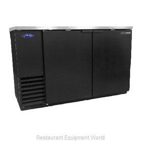 Nor-Lake NLBB59 Back Bar Cabinet, Refrigerated