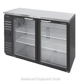 Nor-Lake NLBB72NG Back Bar Cabinet, Refrigerated